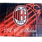 AC Milan Football Club FC Soccer Official Team Flag