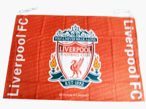 Liverpool Football Club FC Soccer Official Team Flag
