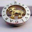 Aries Horoscope Zodiac Steel Necklace Pendant