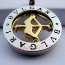 Sagittarius Horoscope Zodiac Steel Necklace Pendant