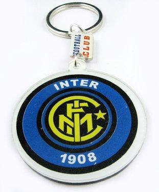 Inter Milan Football FC Sport Acrylic Key Chain Keyring