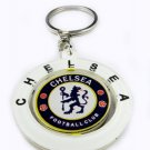 Chelsea Football FC Club Rotatable Acrylic Key Chain Keyring