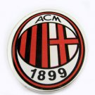 AC Milan Football FC Acrylic Brooch Pin Badge Brand New