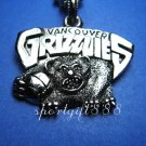 NBA  Sports Metal Necklace Pendant Memphis Grizzlies New