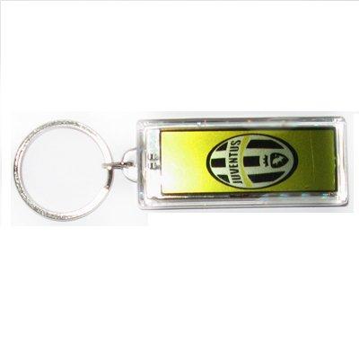 Juventus FC Club solar powered key chain keyring-LCD