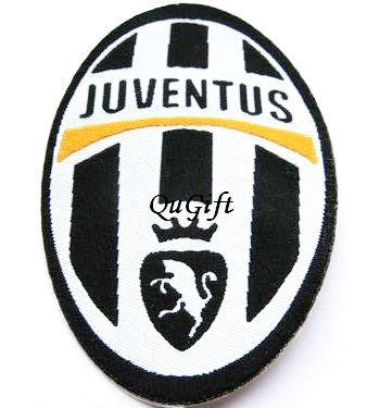 Juventus FC Club Football Sports Pin Badge Embroidery Patch