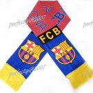 Barcelona Football FC Club Sports Flannel Shawl Scarf New