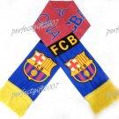 Barcelona Football FC Club Sports Flannel Shawl Scarf New