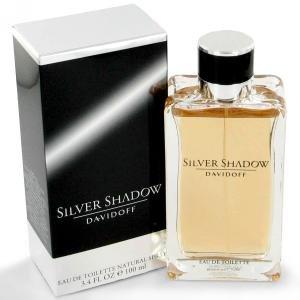 Men - Silver Shadow Eau De Toilette 1.7 oz Spray By Davidoff - 431259