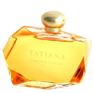 Women - Tatiana Bath Oil 4 oz By Diana Von Furstenberg - 401915