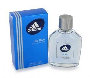 Adidas Ice Dive EDT 3.4 oz Spray Men 403520