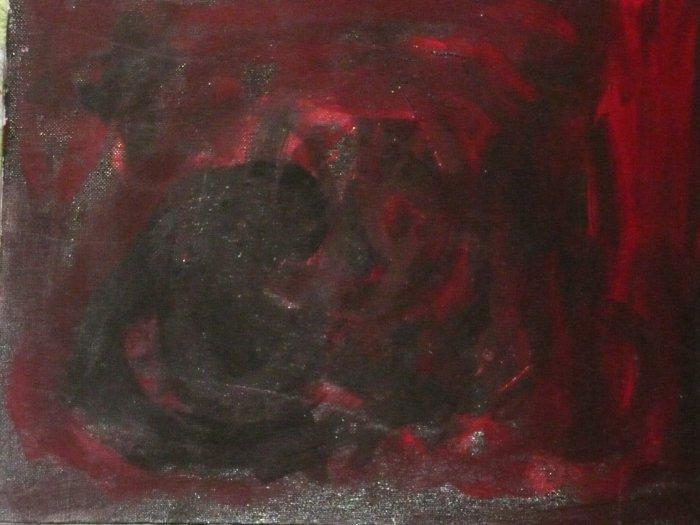 Print Painting # 16