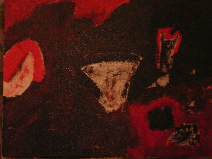 Print Painting # 13