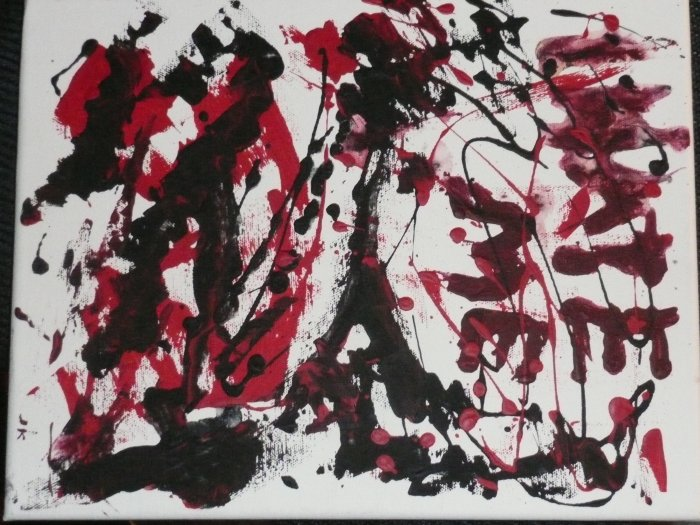 Print Painting # 11