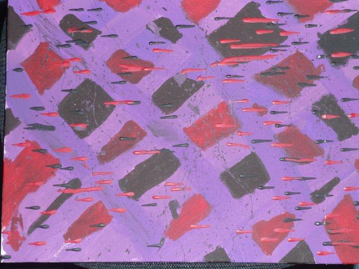 Print Painting # 2