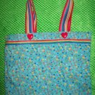 Rainbow Hearts,Stars and Stripes OH MY! tote
