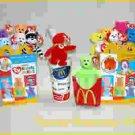 Green McDonald's 25th Anniversary Bear