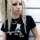 Contamination Dolls T-shirt: Small.f