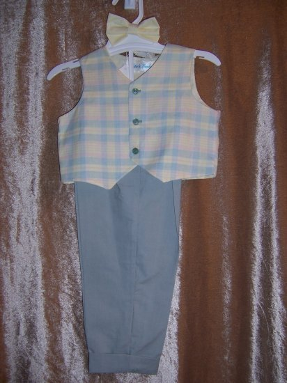 Boys dress outfit sizes 3T, 4T, 5T