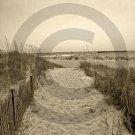 The Beach Awaits - 4005 - 11x17 Photo