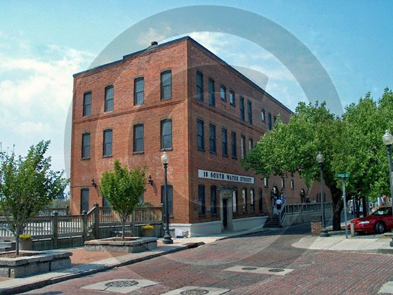 18 South Water Street - 3040 - 8x10 Framed Photo