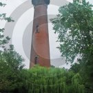Currituck Lighthouse - 10017 - 11x17 Framed Photo
