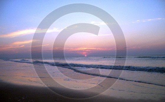 Third Millennium Sunrise - 1025 - 8x10 Photo