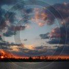 Quietly Slipping Away - Eagle Island - 2001 - 11x17 Framed Photo