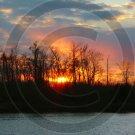 Icy Beauty - Eagle Island - 2005 - 8x10 Framed Photo