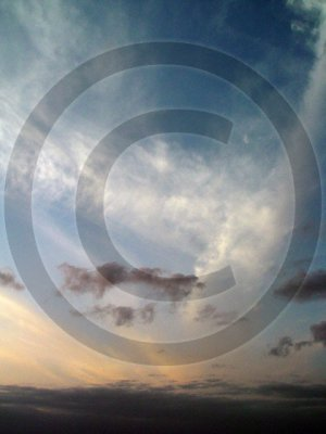 S'more Sky - Masonboro Inlet - 2031 - 8x10 Photo