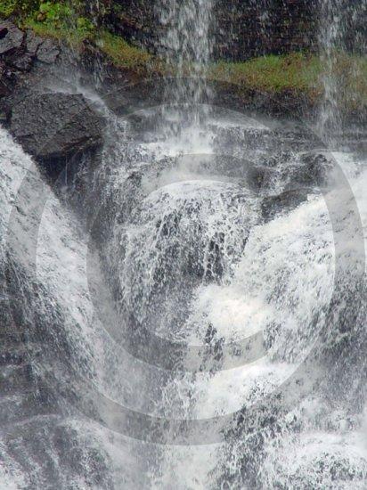 Trenton Falls - 7130 - 11x17 Framed Photo