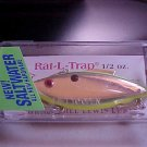 Saltwater Rat-L-Trap silv/chrt bk. Low Price*FREE SHP*