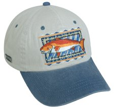 Redfish Hat - by Outdoor Cap Co. Very Hi Quality