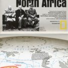 World War 2 National Geographic MAP