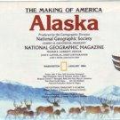 ALASKA, The Making of America MAP