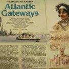 Atlantic Gateways, The Making of America Map