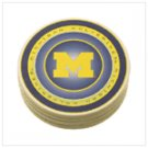University of Michigan Absorbent Coasters