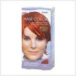 Hair Color - Auburn - Epielle