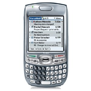 Palm Treo 680 Silver Unlocked GSM Smartphone