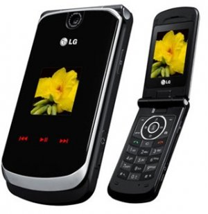 LG MG810D Zafiro Unlocked GSM Cell Phone - 1.3 Megapixel Camera, Bluetooth, MP3 Player and more