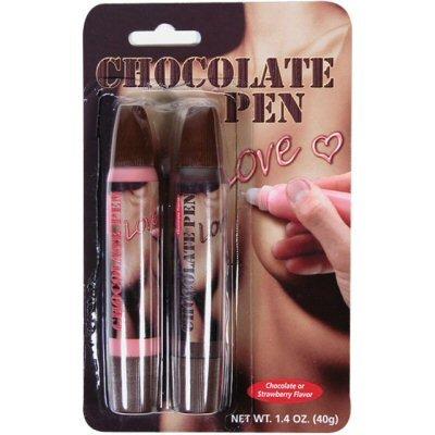 Chocolate & Strawberry Body Pens