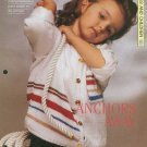 Knitting pattern for childs Nautical style cardigan