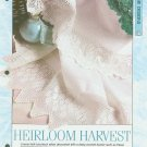 Crochet pattern for luxurious deep border for linens in a filet mesh & grapes