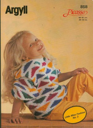 Child's sweater pattern - Knitting Paradise - Forum