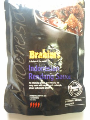 Brahim's Premium Indonesian Rendang Sauce