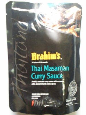 Brahim's Premium Thai Masaman Curry Sauce