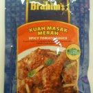 Brahim's Spicy Tomato Sauce