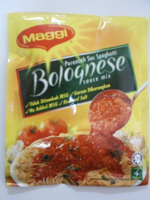 Maggi Spaghetti Bolognese Sauce Mix