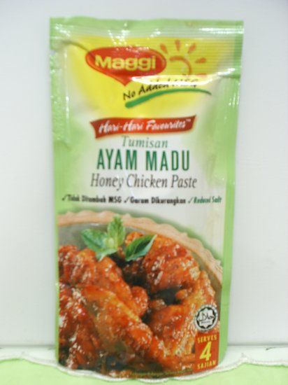 Maggi Honey Chicken Paste