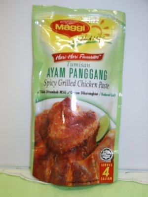 Maggi Spicy Grilled Chicken Paste